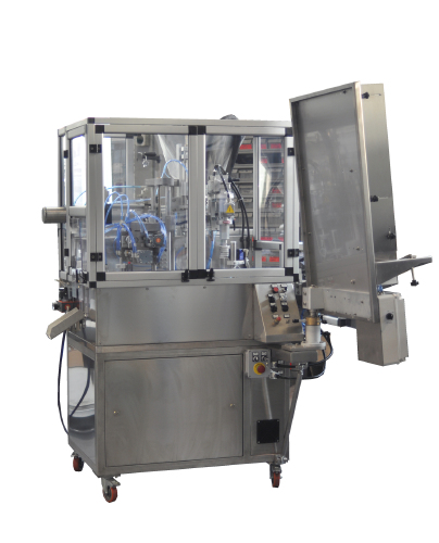 Automatic filling machine RC15A for aluminum tubes